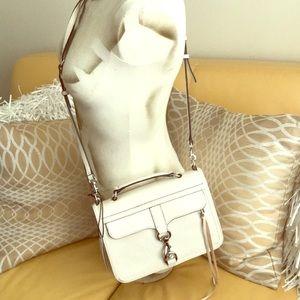 Rebecca Minkoff Brand New Crossbody Antique White